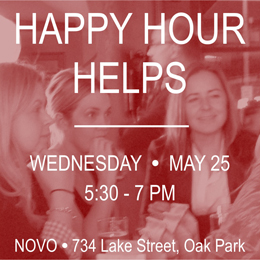 Happy Hour Helps May 25